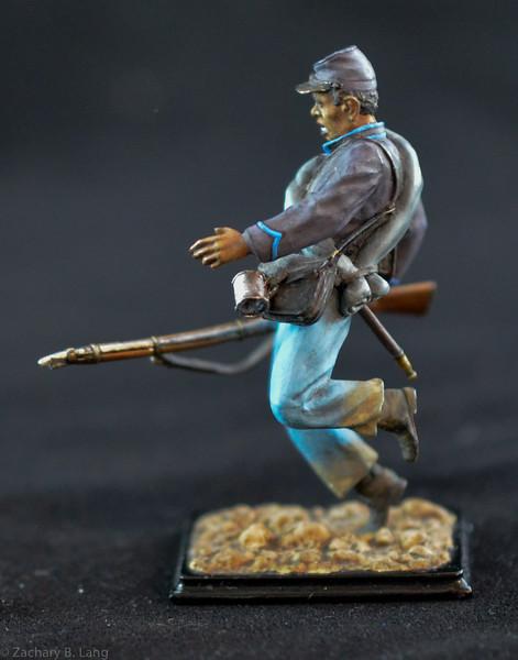 3842 2 1st South Carolina Volunteer Infantry w- Rifle 3