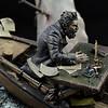 Herman Melville - Ben Komets painter - Lucas Pina Pinochet Sculptor img8