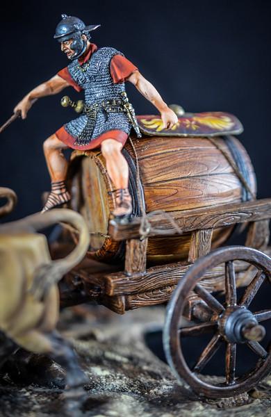 Roman Water Cart 3