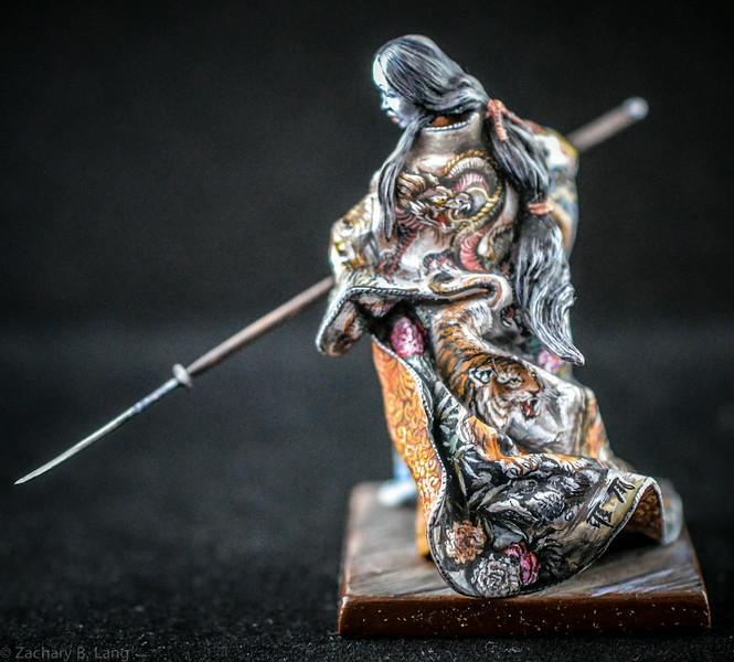 Female Samurai Warrior 2