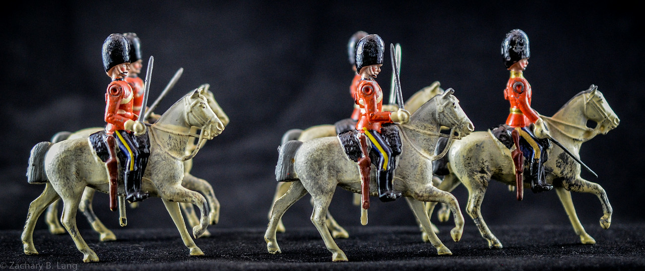 Royal Scots Greys - set 32