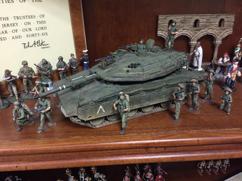 Merkava tank 1