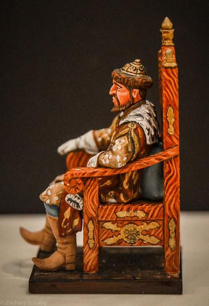 Tsar Ivan IV 2