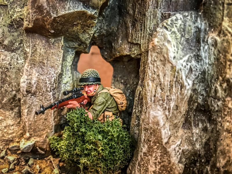 K&C IDF sniper
