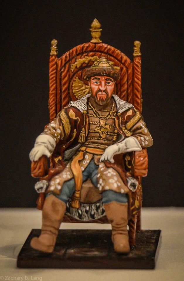 Tsar Ivan IV 1