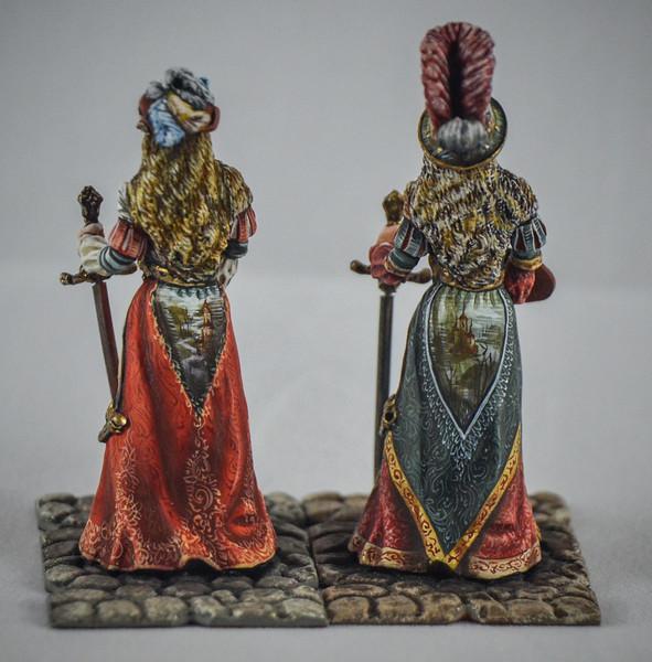 Sutleress, Landsknecht Women 3