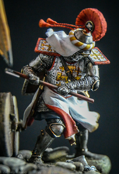 Crusader Dio 5