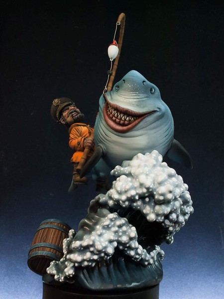 Sea Wolf-Cartoon Miniatures-Alexander Kataurov img3