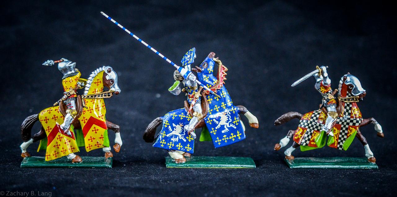 Hornung Heraldic Knights 2