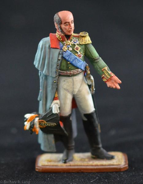 N004 Field Marshal Barklay de Tolly 1