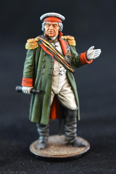Russian Field-Marshal Mikhail Kutuzov 1