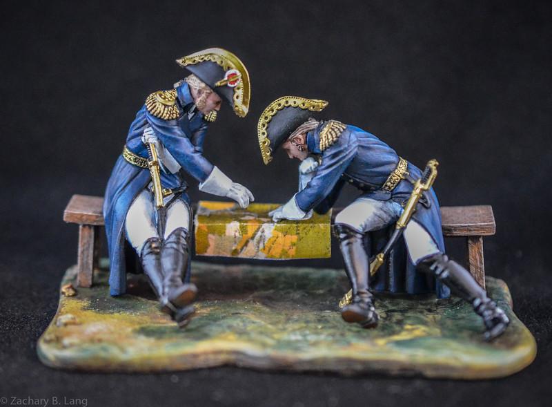 ArtIG - French Generals Moreau and Dessole 1
