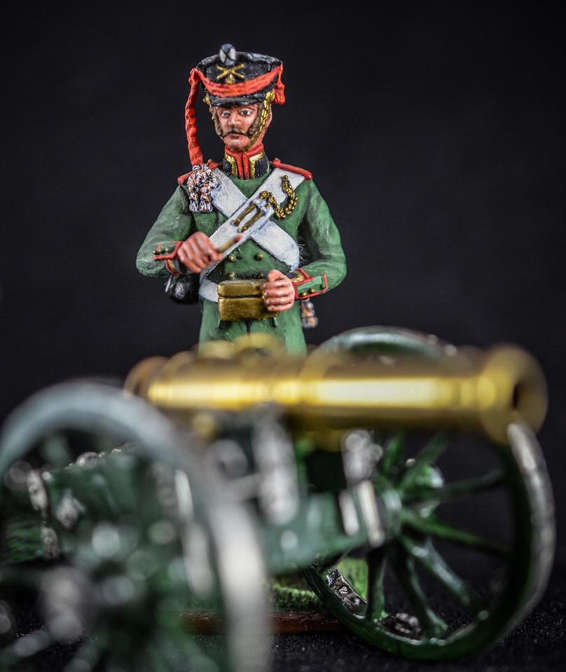 Russian Artillery 1812 c