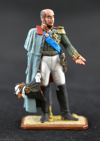 Field Marshal Barklay de Tolly 1