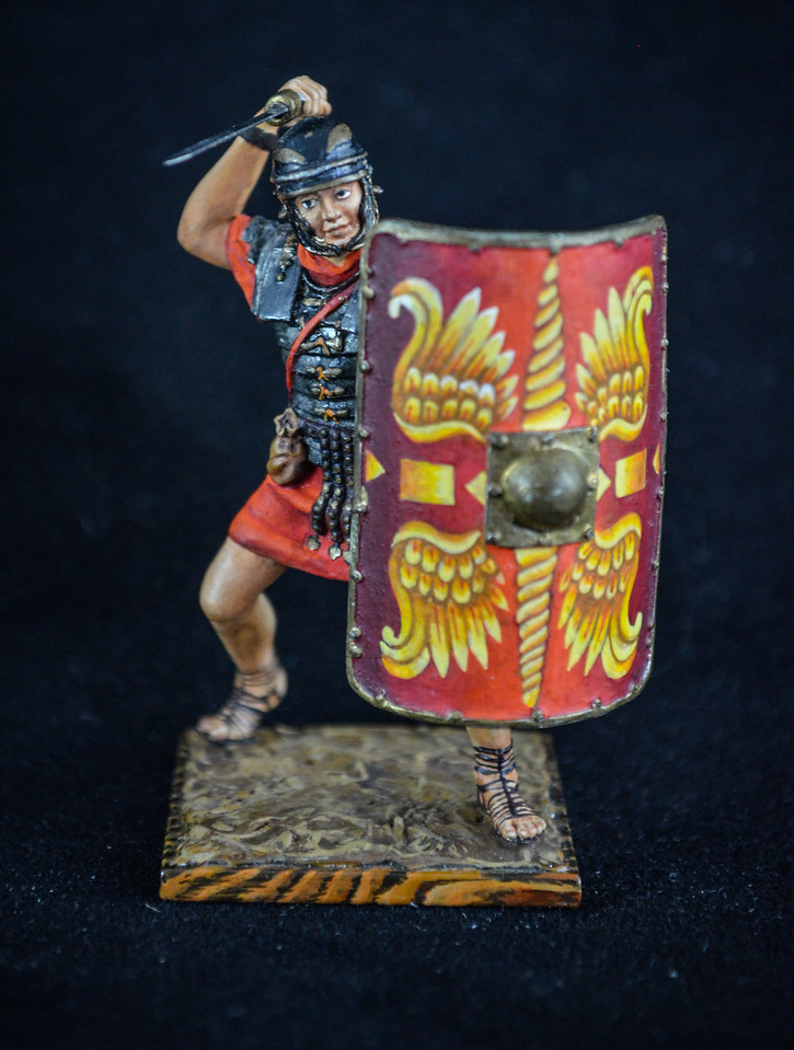 Legionnaire w- Shield and Sword 1