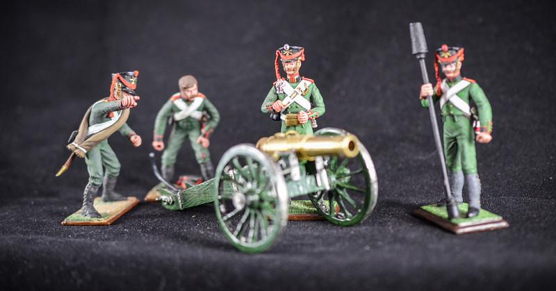 Russian Artillery 1812 a
