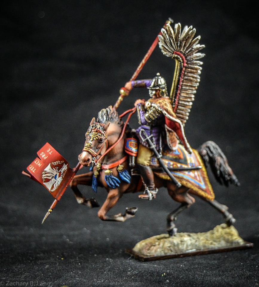 Polish Winged Hussar 2