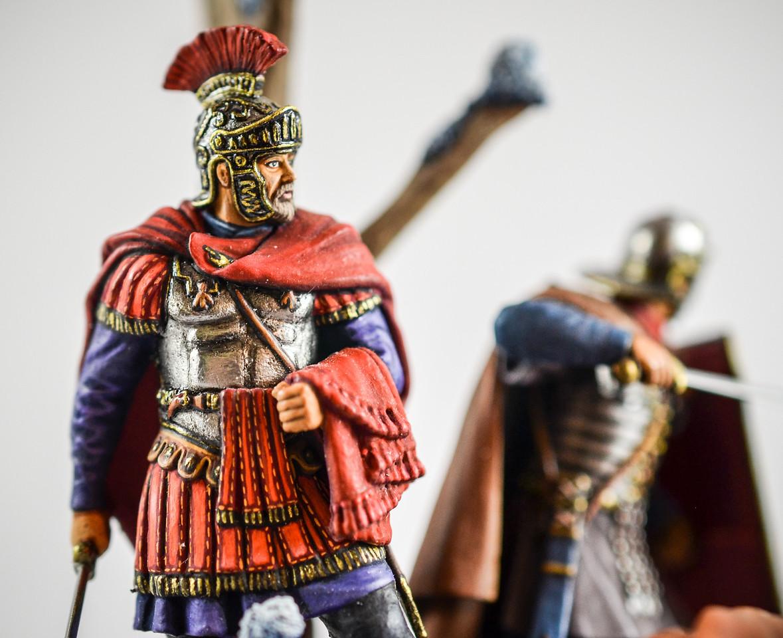 Praetorians Lose an Imperial Eagle - 86 1