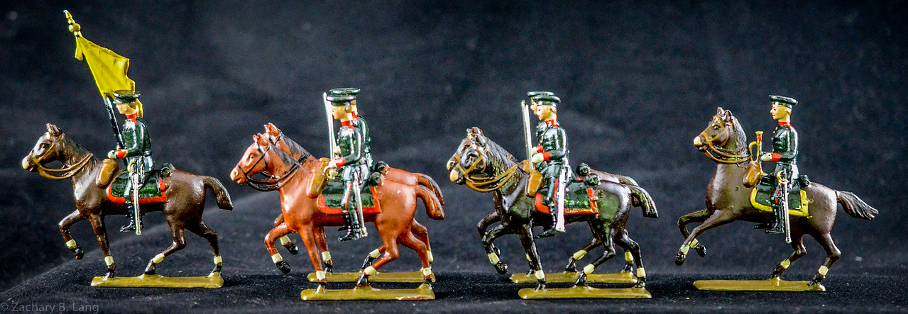 Mignot Russian Cavalry 1