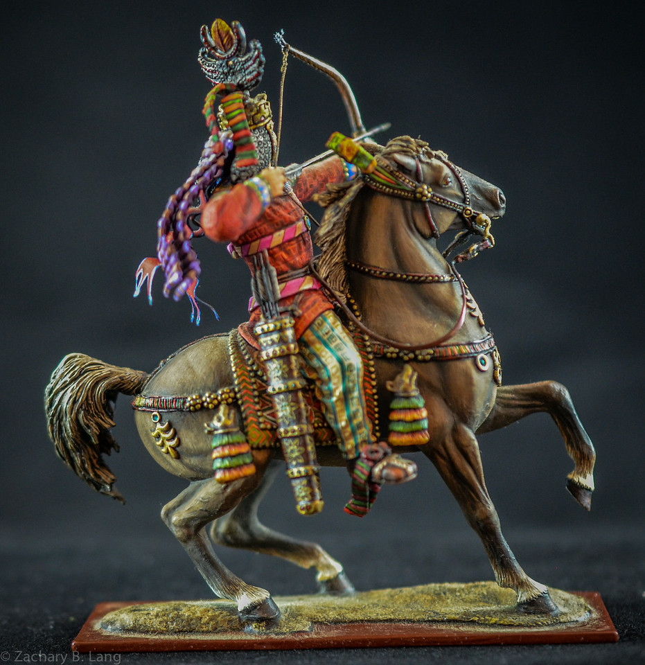 Persian Archer Mounted 2