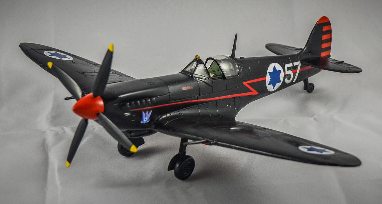 Israeli Spitfire 3