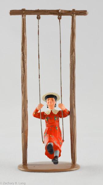 Imperial TA25 - Girl on Swing