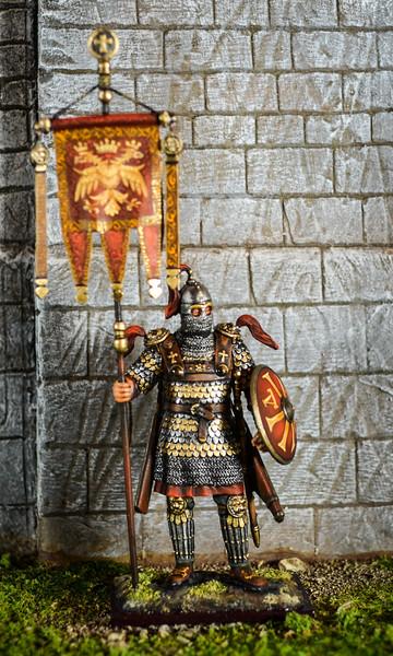 Byzantine Standard Bearer -AeroArt-St Petersburg Collection-6373