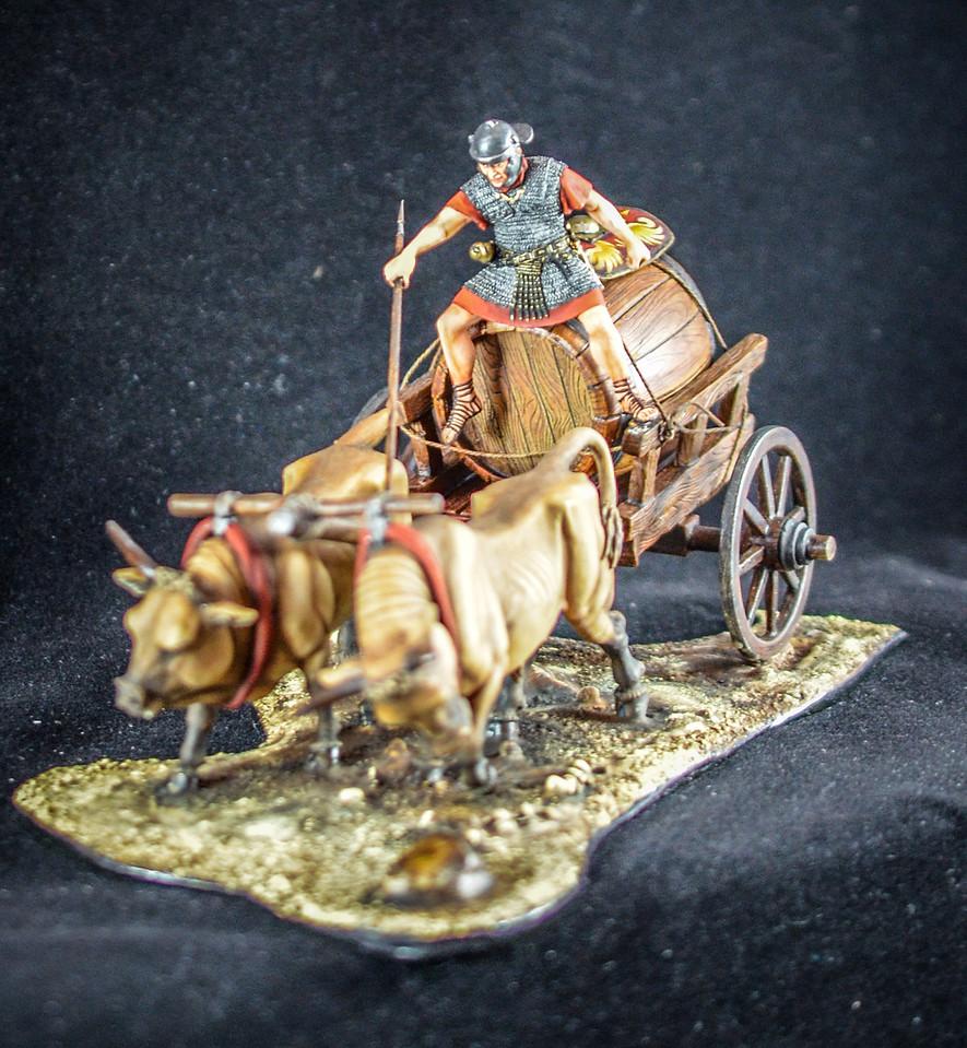 Roman Water Cart 4