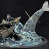 Herman Melville - Ben Komets painter - Lucas Pina Pinochet Sculptor img2