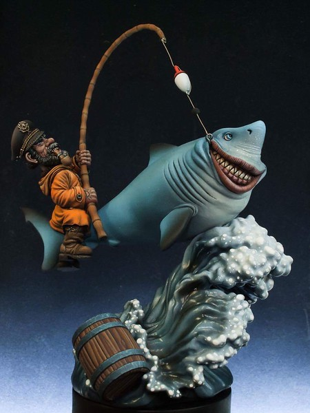 Sea Wolf-Cartoon Miniatures-Alexander Kataurov img1