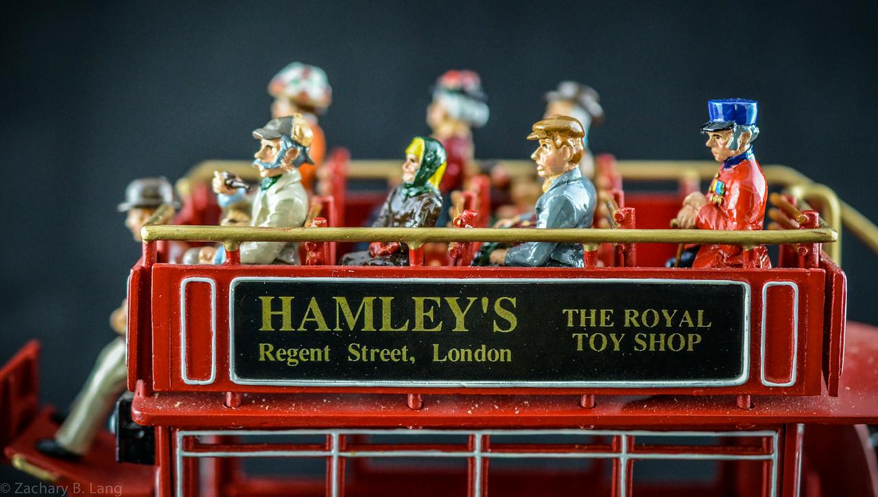 Horsedrawn London Omnibus 2