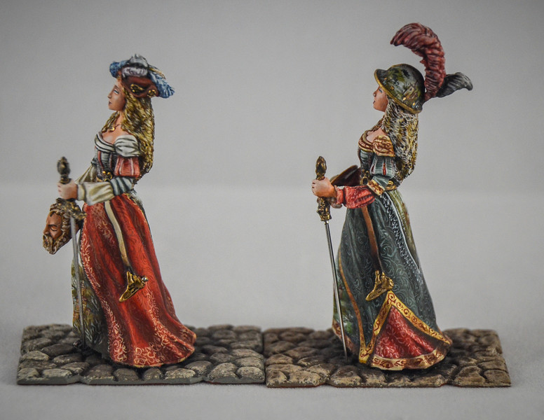 Sutleress, Landsknecht Women 2