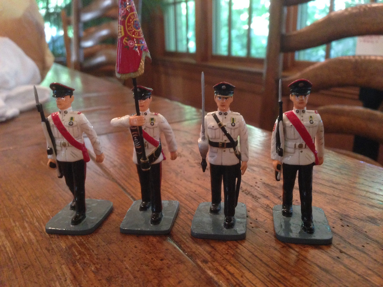 K&C7 Royal HK Regiment Party