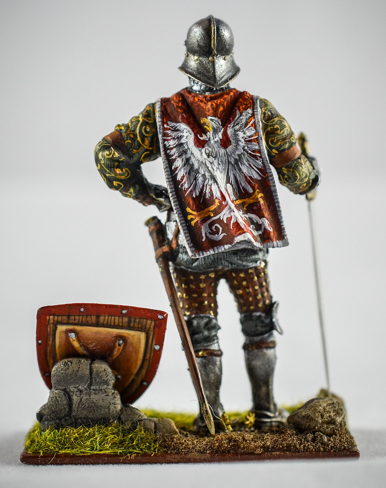 16th Century Warrior 3