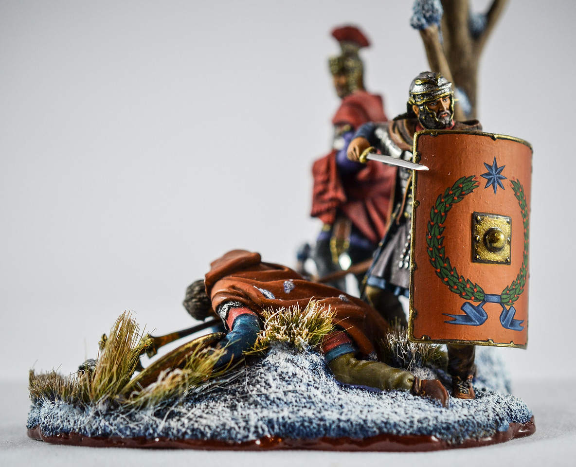 Praetorians Lose an Imperial Eagle - 86 4