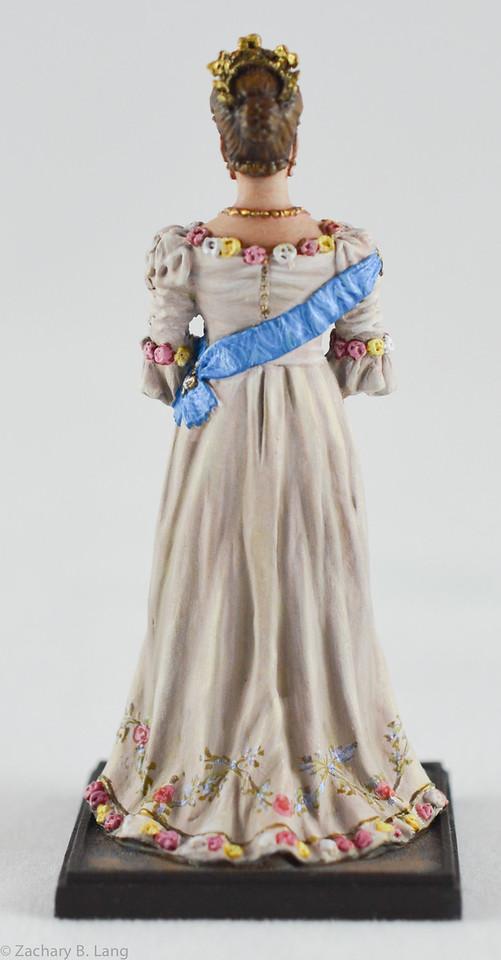 Lead Army 5811 Tsarina Alexandra Feodorovna -1912 2
