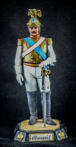 Czar Nicholas I - 90mm 1
