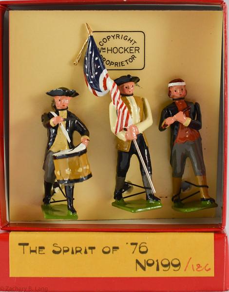 WmHocker No 199 - Spirit of '76