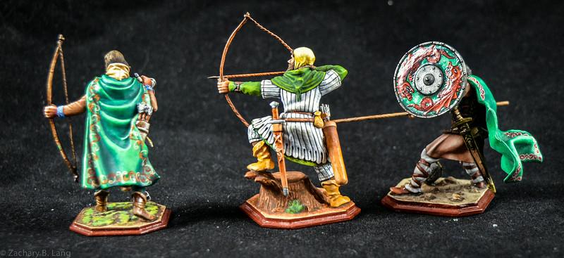 Saxons w- Welsh Chieftan 2