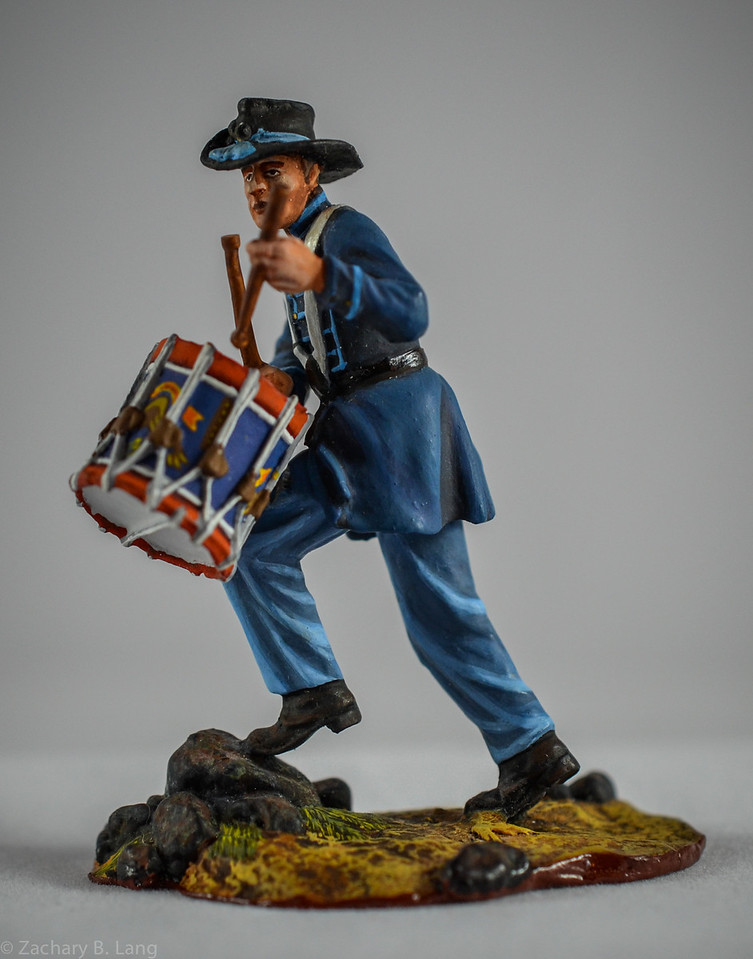 Union Drummer, 7th NH Vol  Infantry Regiment 1