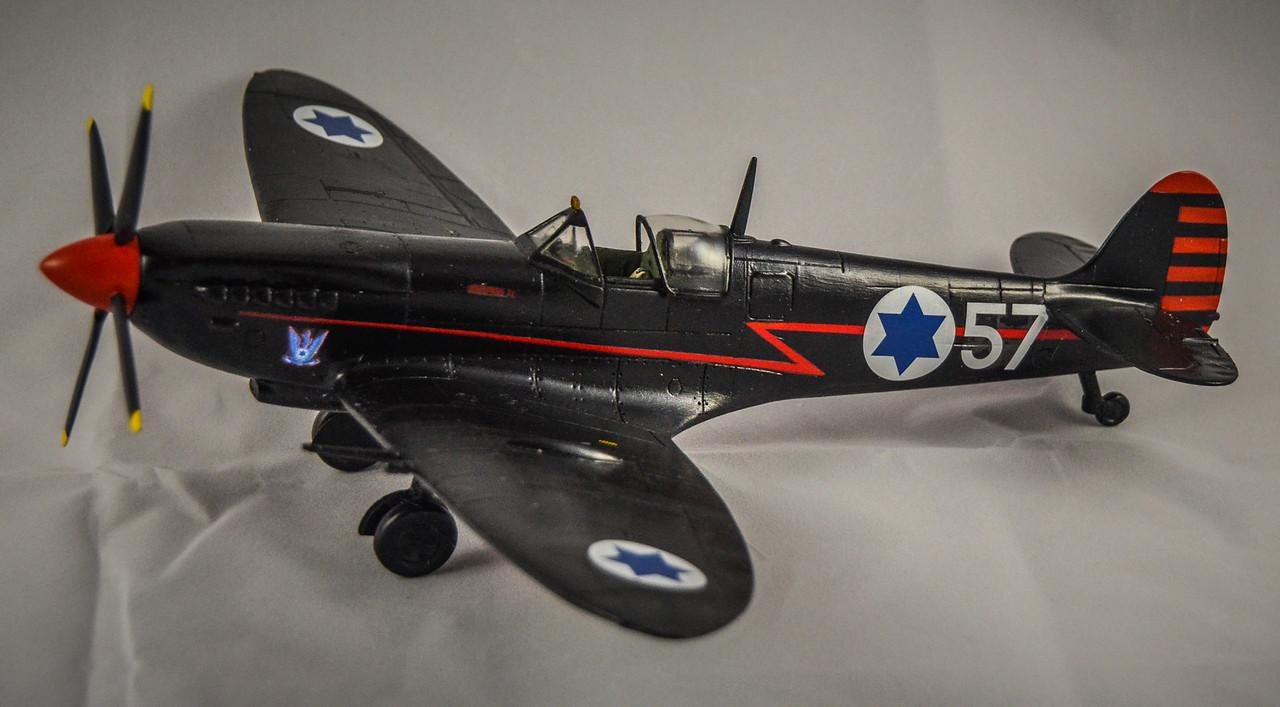 Israeli Spitfire 1