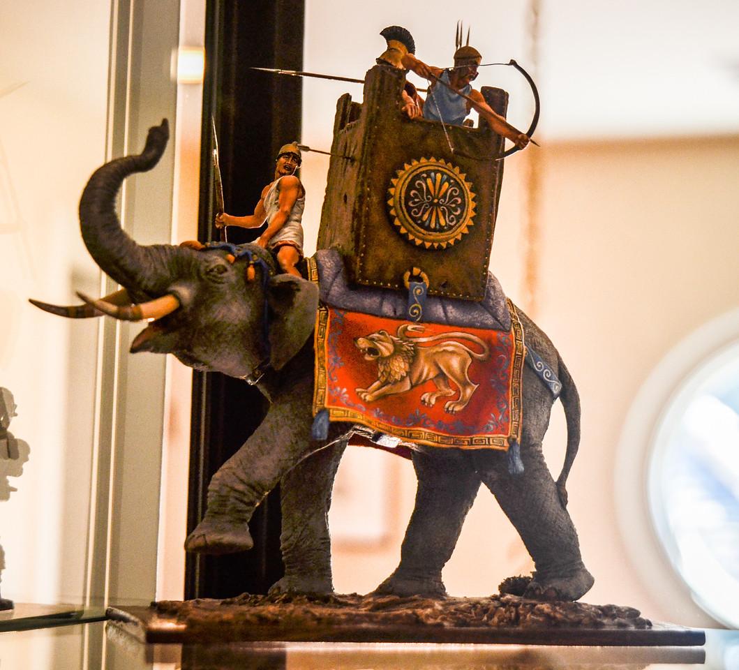 Greek War Elephant