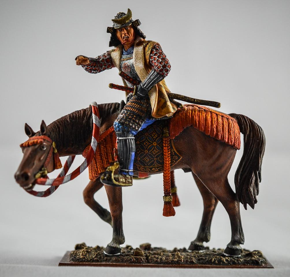 Tokugawa Leyasu on Horse 1