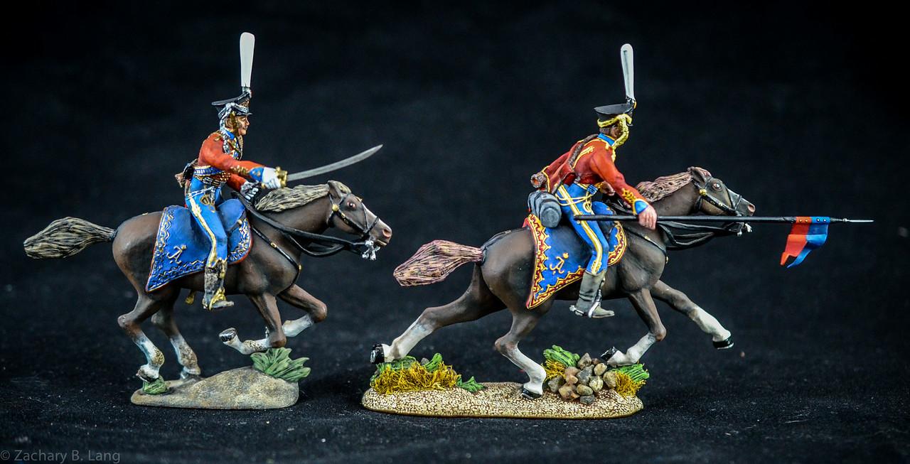 Arsenyev Mounted Life Guard Hussars 4