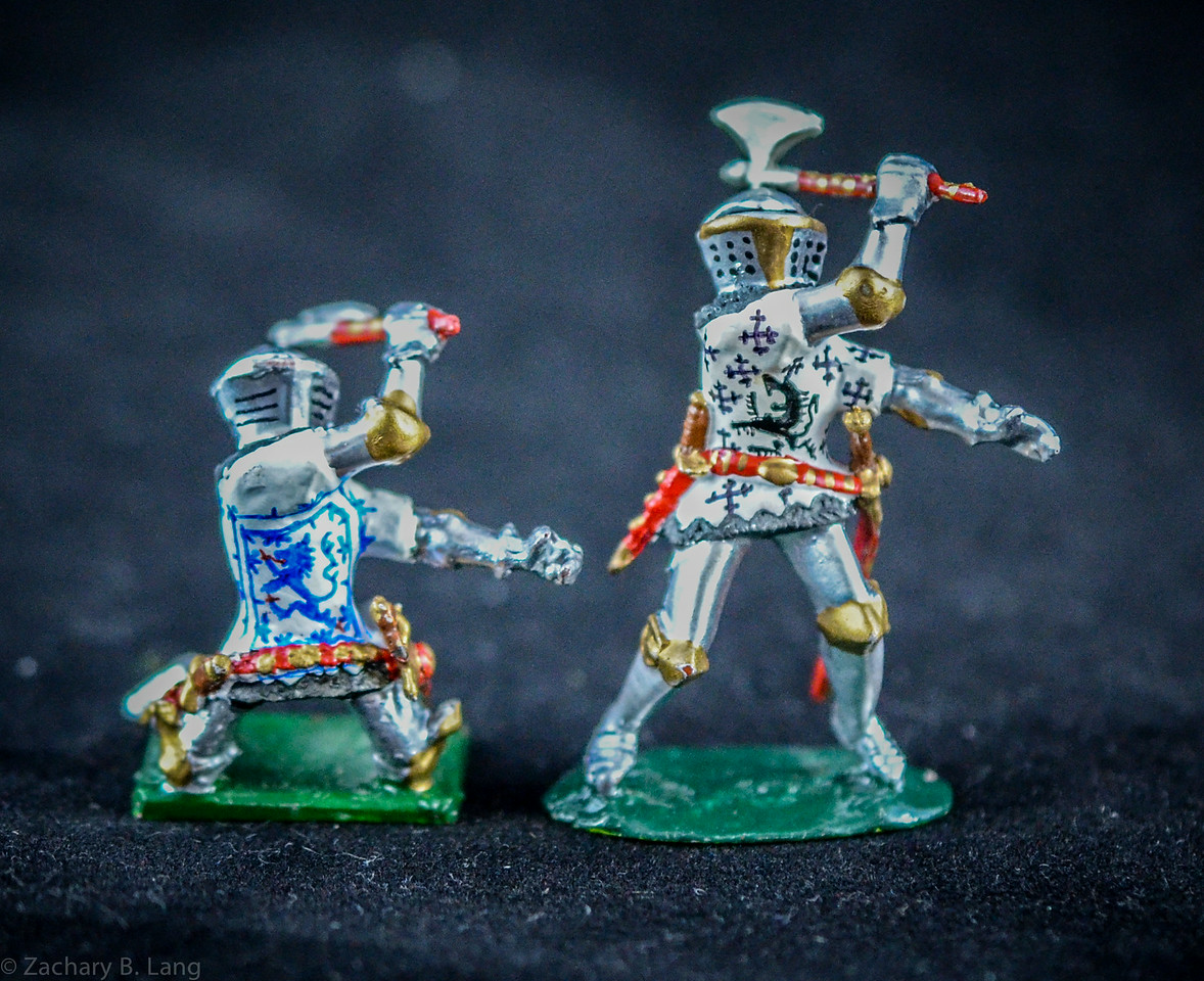 Hornung Heraldic Knights 4