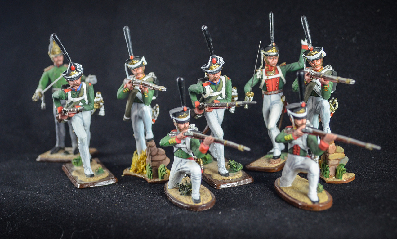 Russian Infantry 1812 b