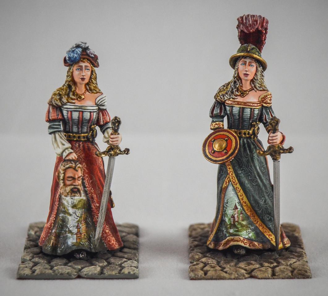 Sutleress, Landsknecht Women 1