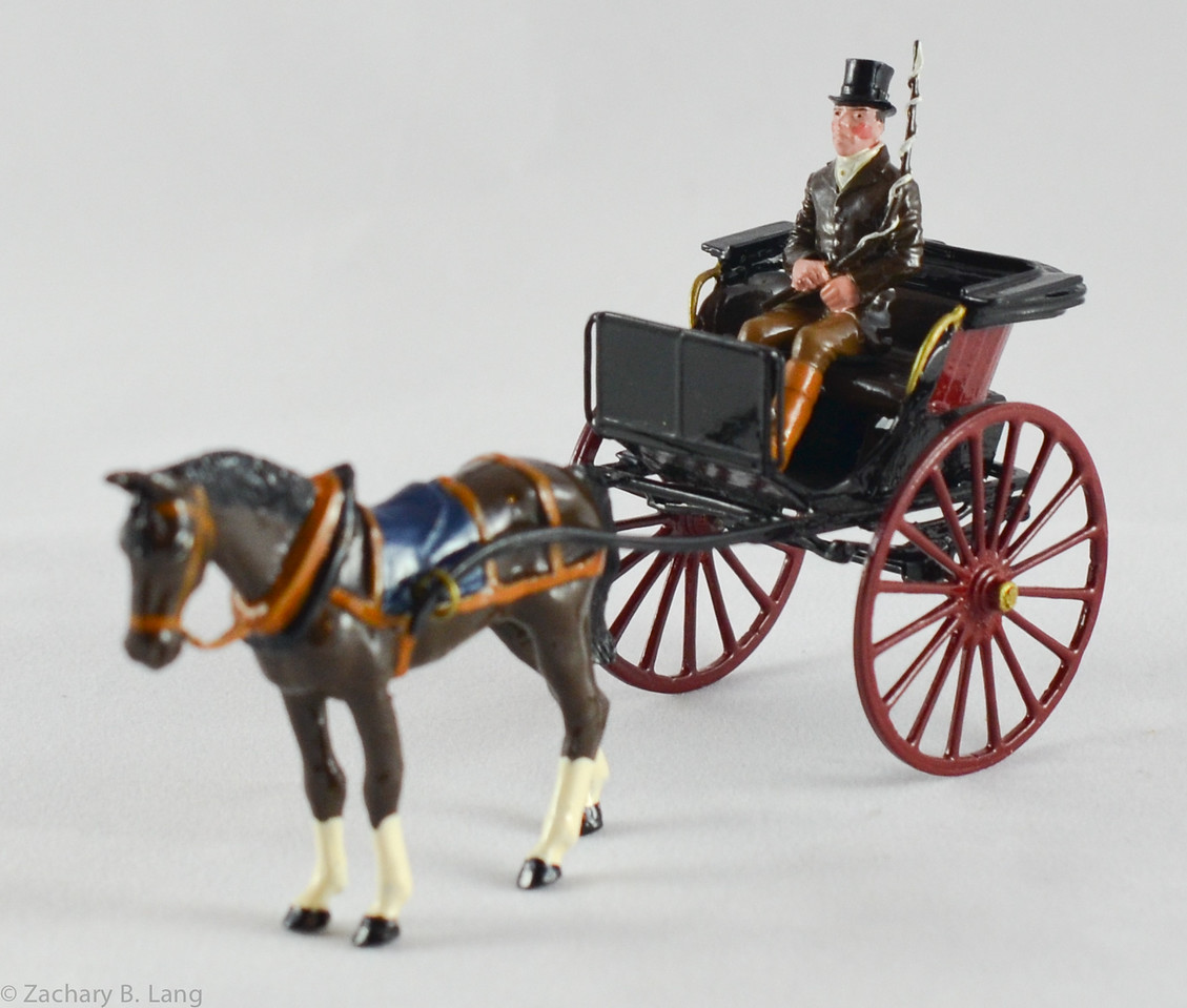 Trophy-Gentleman in Horse Buggy 2