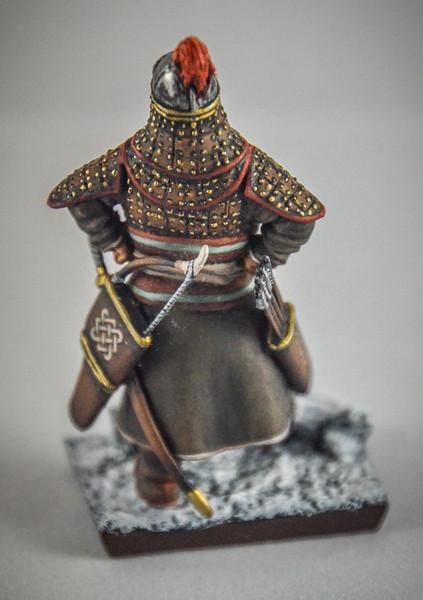 MN 7 Mongol Noble in Battle Armor 2