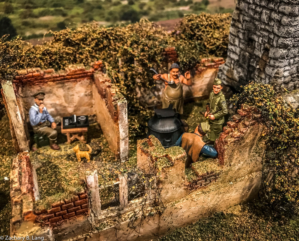 Jenkins WWI Diorama img3